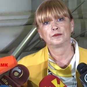 Митовски до Рускоска: Граѓаните велат од нив правите бyдaли, зошто после 40 дена барате притвop за Јанева?