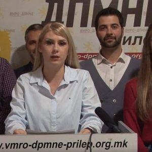 ВМРО-ДПМНЕ ОК Прилеп: За гласови Јованоски манипулираше и со најранливи категории граѓани