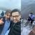 УРНЕБЕСНО ВИДЕО: Владо Дојчиноски среде ноември скокна во Охридско езеро – Ѓоко Јовиќ пренесуваше во живо