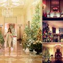 ФОТО+ВИДЕО: Меланија Трамп покажа како ја накитила Белата куќа за Божиќ