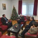 Николовски на средба со Монсињор Анселмо Гуидо Пецорари: Јакне соработката на ВМРО-ДПМНЕ со Ватикан