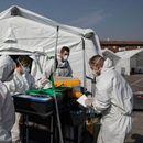 Во Италија денеска починале 662 луѓе, нови 6.153 случаи