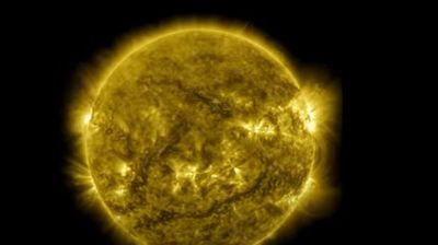 Десет години во еден час: Неверојатна снимка од Сонцето