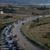 Видео: Албанци чекаат со денови на границата со Грција – колона долга 20 километри