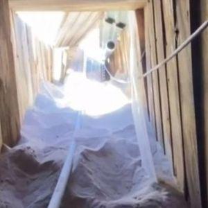 Најопремениот тунел за шверц на дрога и оружје
