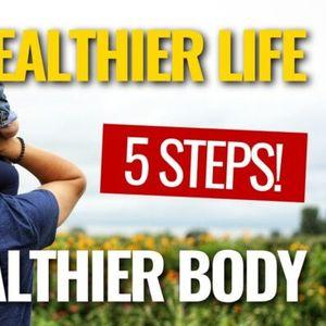 5 чекори за здрав живот на доктор Ентони Балдузи