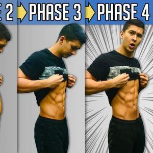Правилна исхрана за слабеење во 4 фази, со вежбање