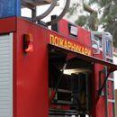 Пожар во маркет во Скопје- интервенирала и Пожарна