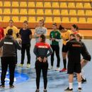 Ракометарките го одработија првиот тренинг пред двомечот со Романија