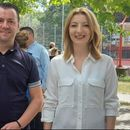 Стефковски: Заедно до победа на Данела- За наша Гази Баба и за наше Скопје!