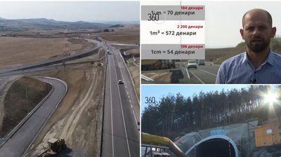 360° Кинеските кредити надминаа 1,2 милијарди долари а автопатот Кичево-Охрид е далеку од готов