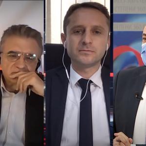 360 Степени – дебата со Караџовски, Даниловски и Исени