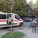 Тешка сообраќајка: Попладнево автомобил се заби во дрво на Рузвелтова во Скопје