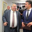 Коѕиас: Нема да одам на одмор додека не ги решам споровите со Албанија