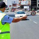 Со автомобил удрил цо полициско возило, а полицајците пукале во воздух