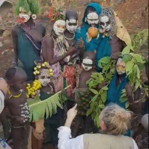 """""""Македонско девојче"""" се пее во Етиопија!"""