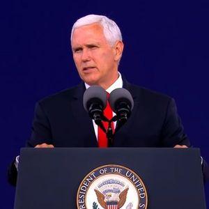 Потпретседателот на САД со мотивирачки говор до дипломираните: Исус треба да го носите во своето срце!!!
