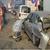 Осуммина повредени во судар на два автомобила