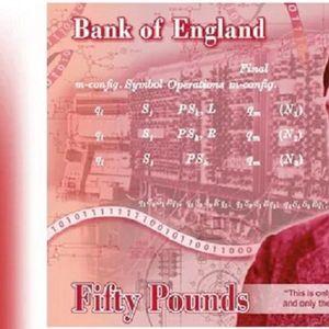 Централната Банка на Англија лансираше нова банкнота од 50 фунти