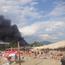 Голем пожар во Струга: Изгоре Едриличарскиот клуб