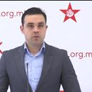 Костадинов: Мицкоски сака да ги одбрани криминалите на тајкуните