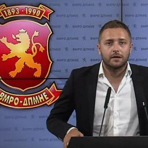 Арсовски: Кацарска според сведочењето на Стефановска треба да лежи во затвор