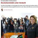 """Германски Шпигел: Митот за хероината Јанева еден од симболите на """"Шарената револуција"""" сега е уништен"""