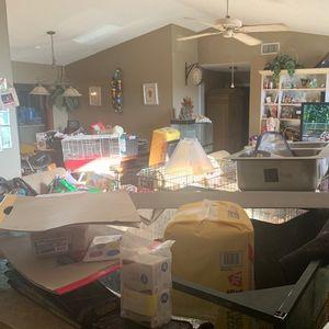(ФОТО) Хорор во стан на Флорида – деца живееле со 250 животни