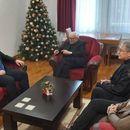 Николоски оствари средба со Пецорари кој е папски нунциј за Македонија