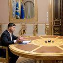 Зеленски не прифаќа премиерот Гончарук да ја напушти функцијата