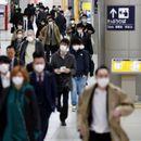 Во Јапонија првпат во еден ден има над 500 новозаразени