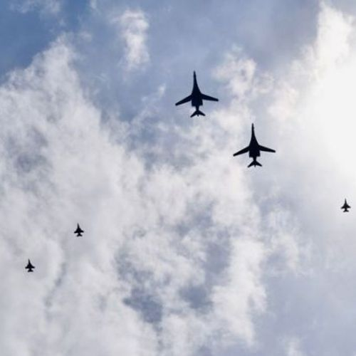 Руски ловци ги пресретнале американските бомбардери што прелетаа над Скопје