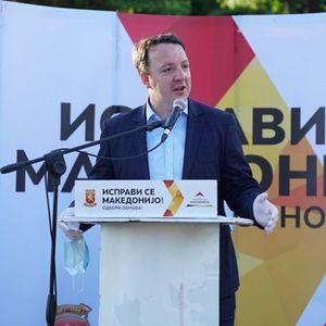 Николоски: За ја да обновиме Македонија во темелите во кои е удрена, потребна е  референдумска излезност