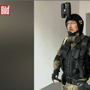 Германски Рамбо разоружал четири полицајци и исчезнал во шума