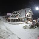 (ФОТО+ВИДЕО) Падна првиот снег во неколку места низ Македонија