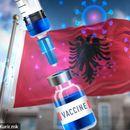 Во Албанија над 200 илјади лица примиле две дози од вакцината против Ковид-19