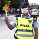 Казнети 236 возачи во Скопје, најмногу за брзо возење