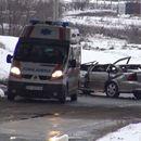 Шест сообраќајки вчера во Скопје, тешко повреден сопатник