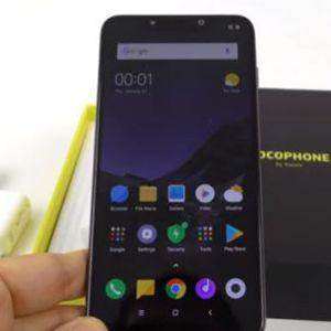 Распакување на Xiaomi Pocophone F1 (ВИДЕО)