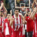 Олимпијакос заминува во втората лига