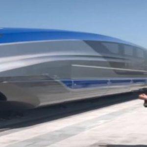 Кина воведува воз што вози со 600 км/ч