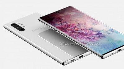 Galaxy Note10 и Galaxy Note10 Pro ќе имаат 4170 mAh батерија