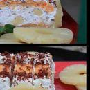 Десерт од ананас и бисквити