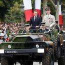 Заврши воената парада во Париз (видео)