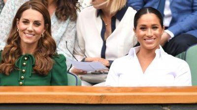 """Војвотките Кејт и Меган се забавуваа на финалето на """"Вимблдон"""""""