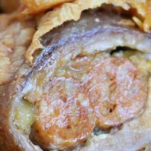 Гурмански ручек: Полнето, луто свинско филе со компири