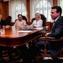 Заев се сретна со претставници на неколку национални институти