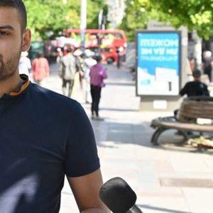 Димитриевиќ: Мицкоски и ВМРО-ДПМНЕ работат против младите, против иднината во ЕУ и НАТО