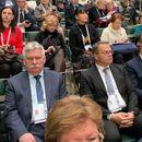 Министерот Исмаили учествува на Санктпетербуршкиот меѓународен културен форум