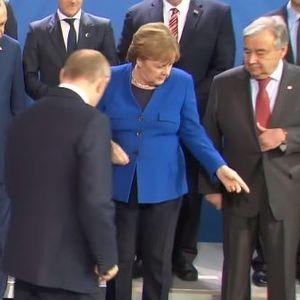 Меркел во потрага по Путин пред почетокот на конференцијата за Либија
